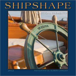 2012 Shipshape: Nautical Elements Mini Wall Calendar