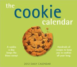 2012 Cookie Box Calendar