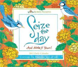 2012 Seize the Day Box Calendar