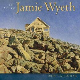 2014 Art of Jamie Wyeth Wall Calendar