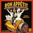 Book Cover Image. Title: 2014 Bon Appetit Wall Calendar, Author: Buyenlarge, Inc.