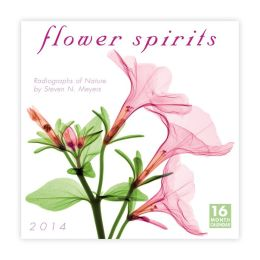 2014 Flower Spirits Wall Calendar