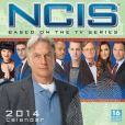 Book Cover Image. Title: 2014 NCIS Wall Calendar, Author: CBS Studios, Inc.