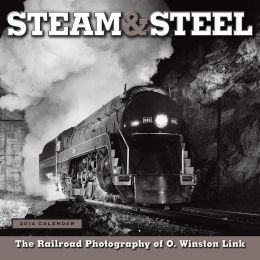 2014 Steam & Steel Wall Calendar