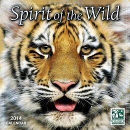 2014 Spirit of the Wild / National Wildlife Federation Wall Calendar