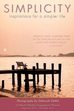 2014 Simplicity Engagement Calendar