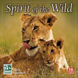 2015 Spirit of the Wild / National Wildlife Federation Wall Calendar