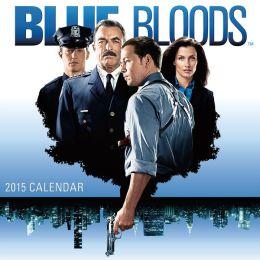 2015 Blue Bloods Wall Calendar