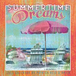 2015 Summertime Dreams Wall Calendar