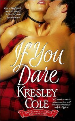 If You Dare (MacCarrick Brothers Series #1)