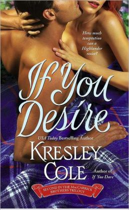 If You Desire (MacCarrick Brothers Series #2)