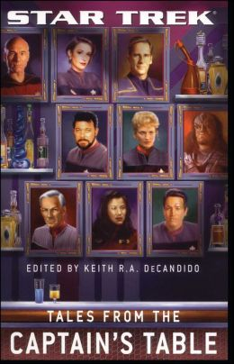 Star Trek: Tales from the Captain's Table