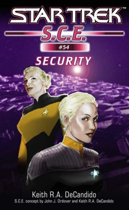 Star Trek S.C.E. #54: Security