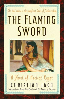 The Flaming Sword (Queen of Freedom Trilogy #3)