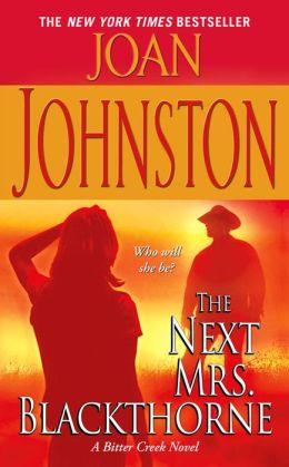 The Next Mrs. Blackthorne (Bitter Creek Series #6)