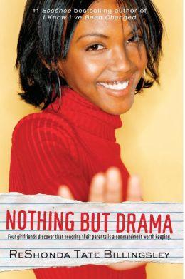 Nothing But Drama (The Good Girlz Series)