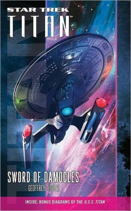 Star Trek Titan #4: Sword of Damocles