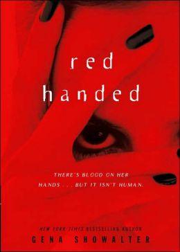 Red Handed (Teen Alien Huntress Series #1)