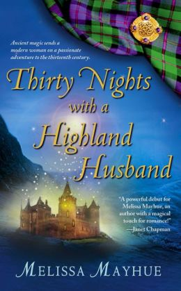 Thirty Nights with a Highland Husband (Daughters of the Glen Series #1)