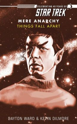 Star Trek: Mere Anarchy #1: Things Fall Apart