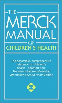 Merck Manual of Children's Health