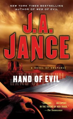 Hand of Evil (Ali Reynolds Series #3)