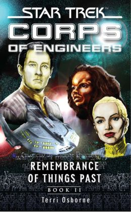Star Trek Corps of Engineers: Remembrance of Things Past #2