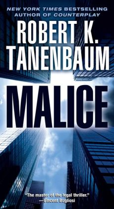 Malice (Butch Karp Series #19)
