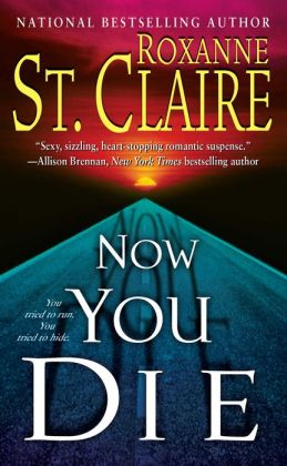 Now You Die (Bullet Catchers Series #6)