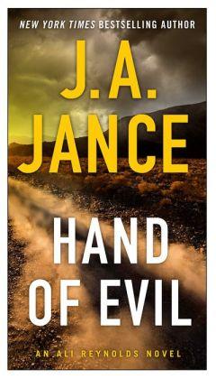 Hand of Evil (Ali Reynolds Series #3)