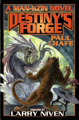 Destiny's Forge (Man-Kzin Wars Series #14)