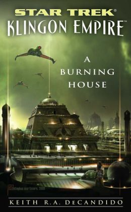 Star Trek: Klingon Empire: A Burning House