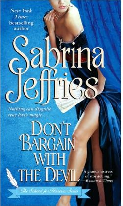 Don't Bargain with the Devil (School for Heiresses Series #5)