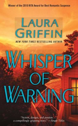 Whisper of Warning (Glass Sisters Series #2)