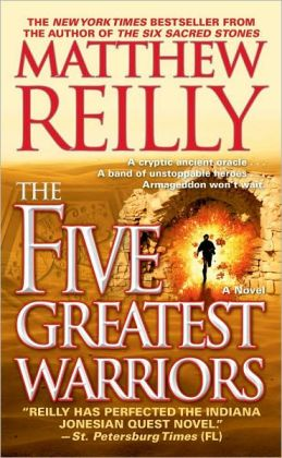 The 5 Greatest Warriors (Jack West Junior Series #3)