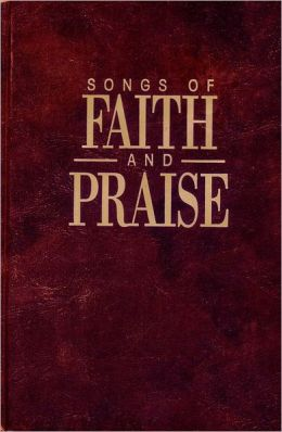 Songs of Faith & Praise Leather Shaped Note