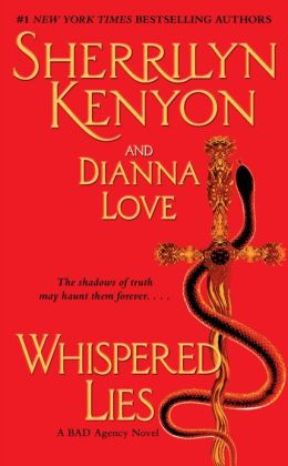 Whispered Lies (BAD Agency Series #3)