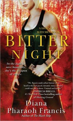 Bitter Night (Horngate Witches Series #1)