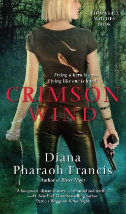 Crimson Wind (Horngate Witches Series #2)