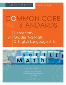 Common Core Standards for Elementary Grades K-2 Math