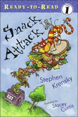 Snack Attack (Ready to Read Series: Level 1)