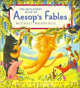 McElderry Book of Aesop's Fables