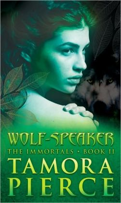 Wolf-Speaker (The Immortals Series #2)