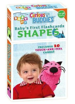 Curious Buddies: Baby's First Flashcards: Shapes (Baby Nick Jr. Series)