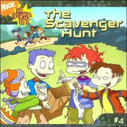 The Scavenger Hunt (All Grown up! Series, #4)