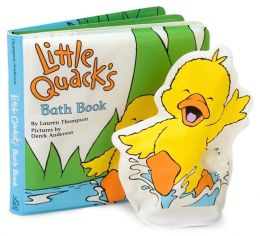 Little Quack's Bath Book