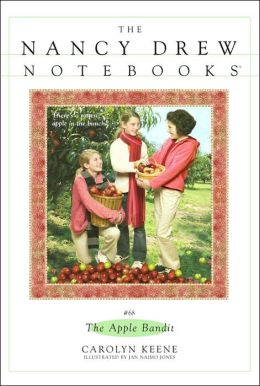 The Apple Bandit (Nancy Drew Notebooks Series #68)