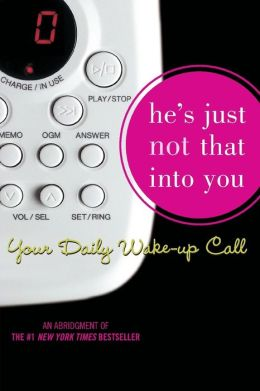 He's Just Not That into You: Your Daily Wake-Up Call (Abridged Paperback)