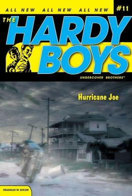 Hurricane Joe (Hardy Boys Undercover Brothers Series #11)