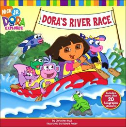 Dora's River Race (Dora the Explorer Series)